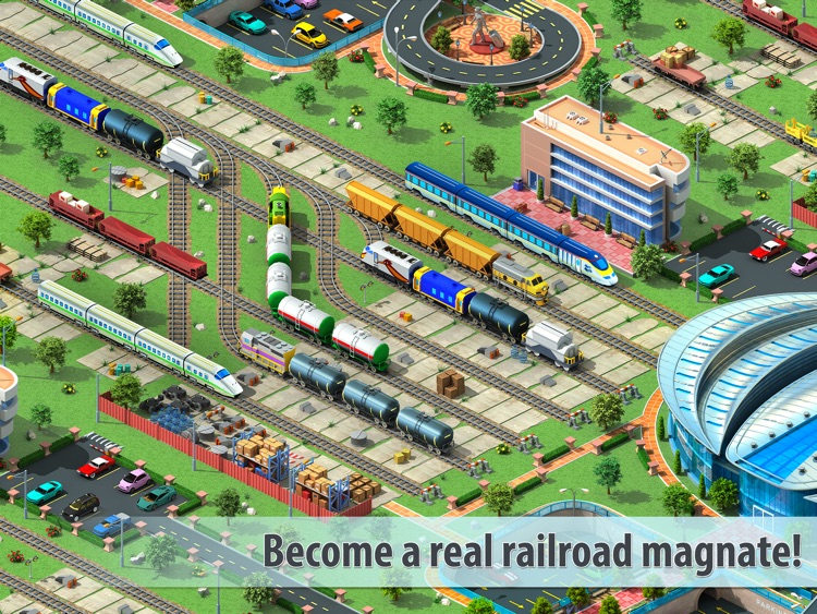 Megapolis HD: city building