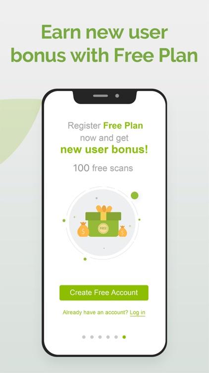 Foreceipt Receipt Tracker App screenshot-7