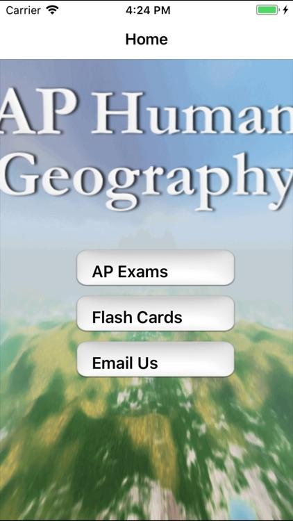 AP Human Geography Buddy 2019