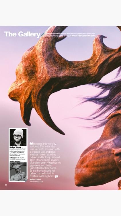 3D Artist Magazine: CG skills