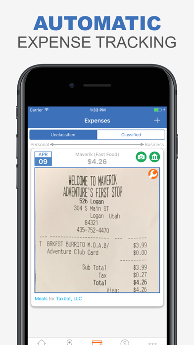 Taxbot® Screenshot