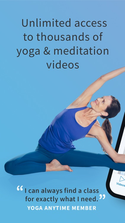 Yoga Anytime - Guided Practice