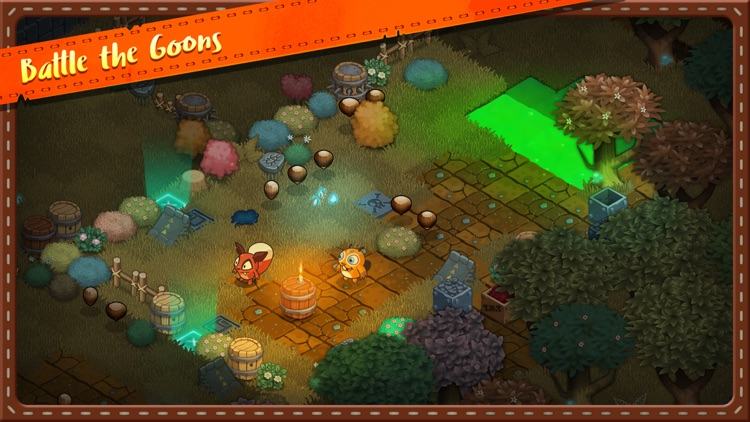 Red's Kingdom screenshot-3