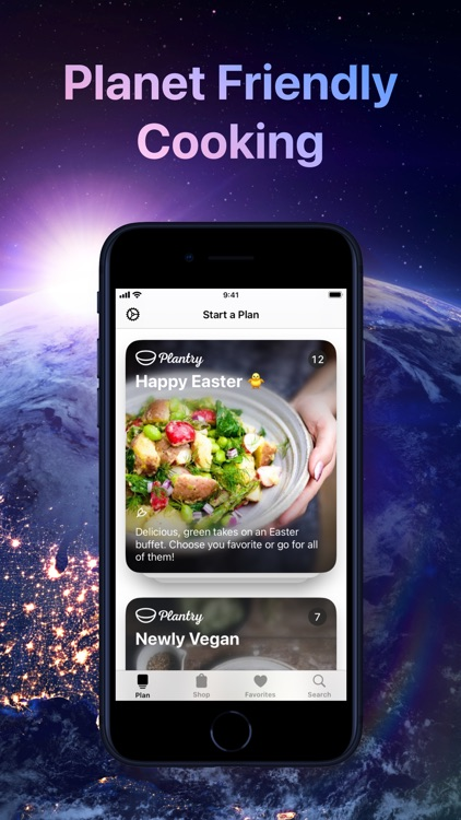 Plantry Meal Planner