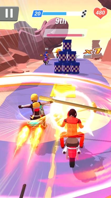 Racing Smash 3D screenshot-4