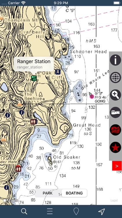 Acadia National Park – GPS
