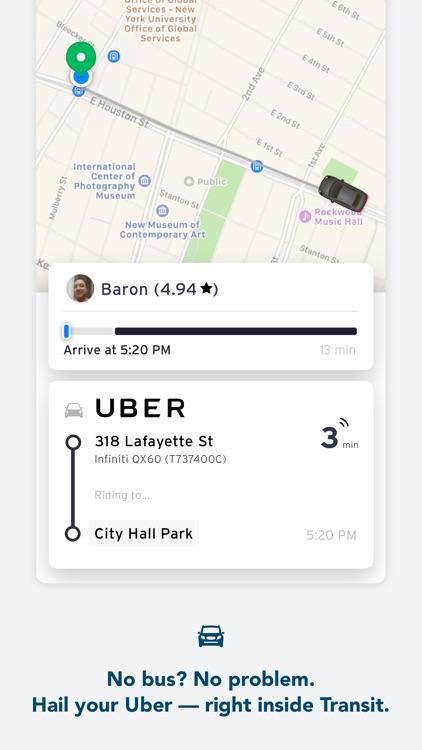 Transit • Bus & Subway Times screenshot-7