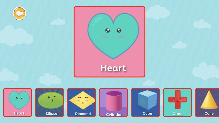 Learning games for kids 2+