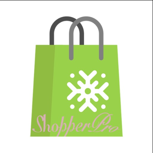 ShopperPro - Shopping list.