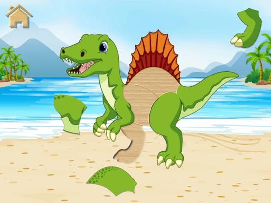 ディノパズル - 子供のための恐竜のゲームのおすすめ画像5