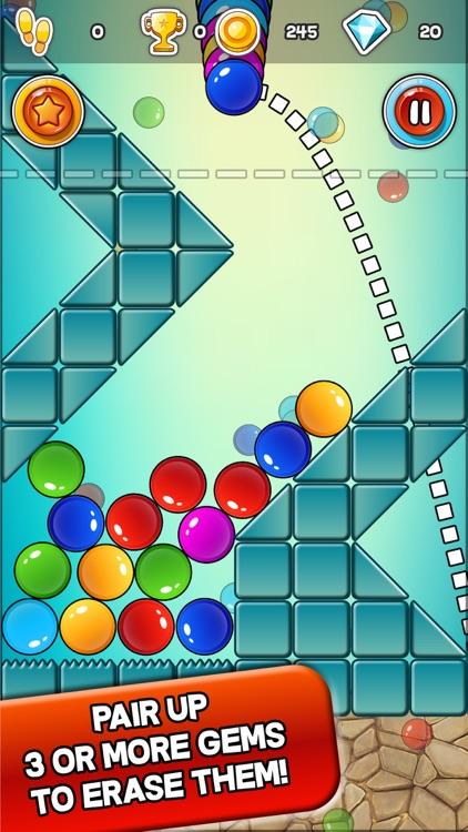 Bouncing Bubbles Shooter screenshot-0