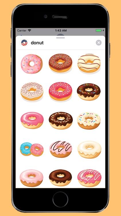 Donut Sticker Pack