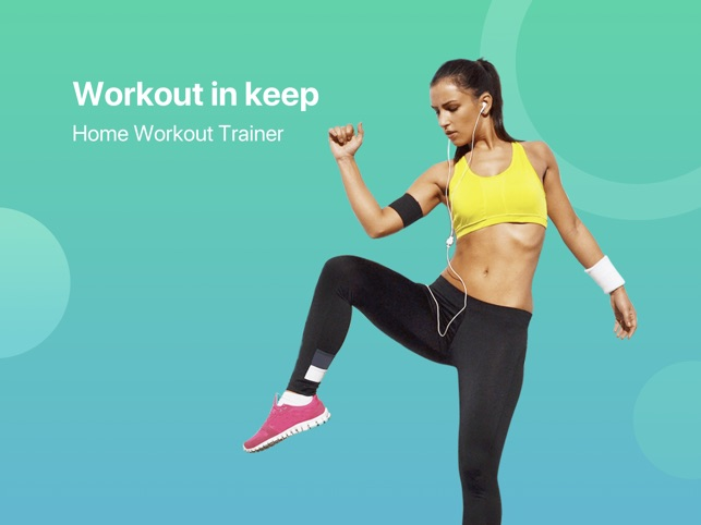 Keep: Fitness \u0026Workout Trainer on the