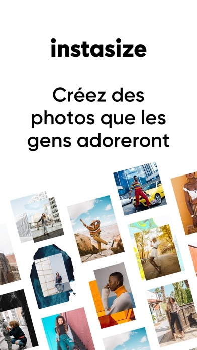 InstaSize Photo et Montage