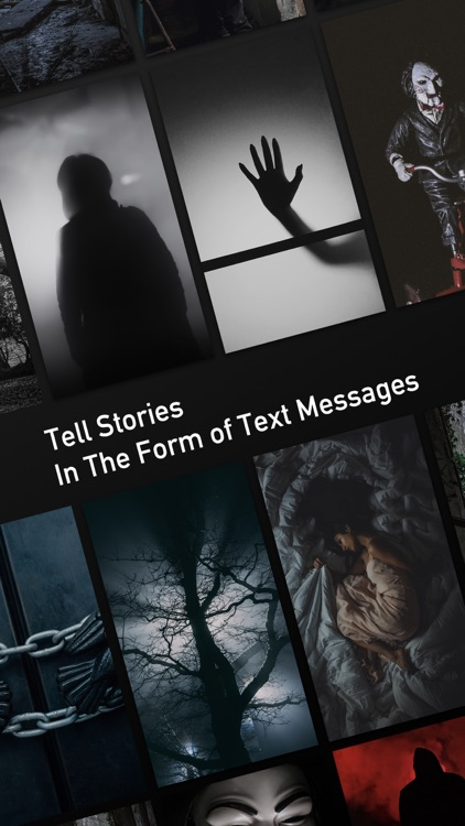 Scary Stories Text Story Ghost