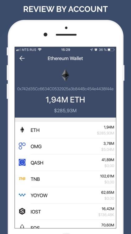 Crypto Box: Bitcoin Tracker screenshot-3