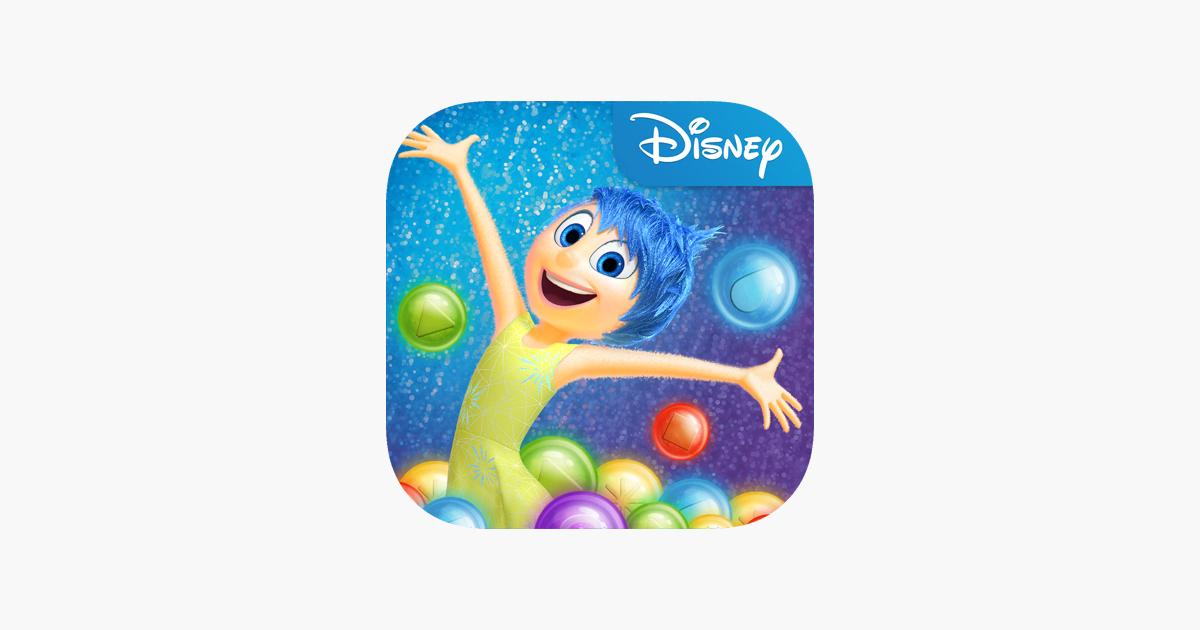 disney inside out app