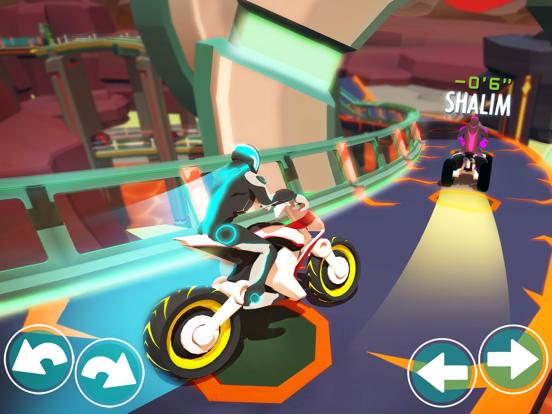 Gravity Rider オフロード系オートバイレースのおすすめ画像3