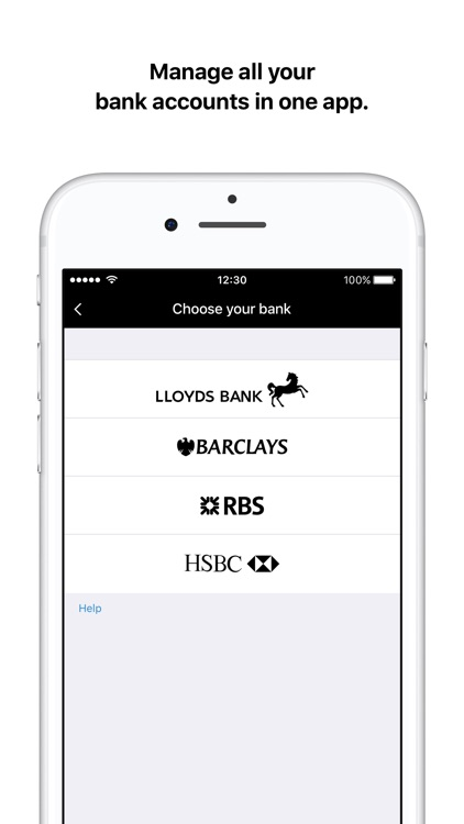 Numbrs - Mobile Banking App screenshot-0