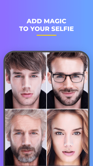 cancel FaceApp - AI Face Editor subscription image 2