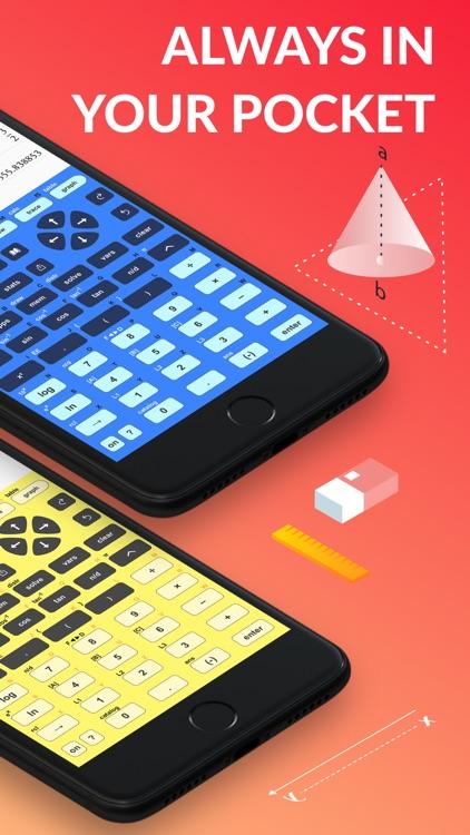 Taculator Graphing Calculator screenshot-5
