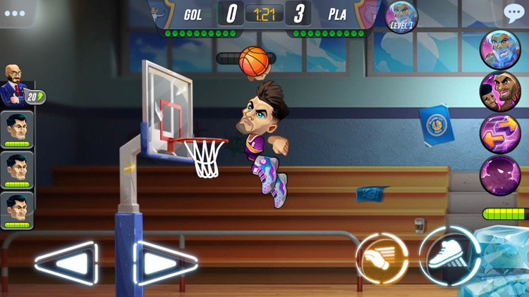 Basketball Champions screenshot-2