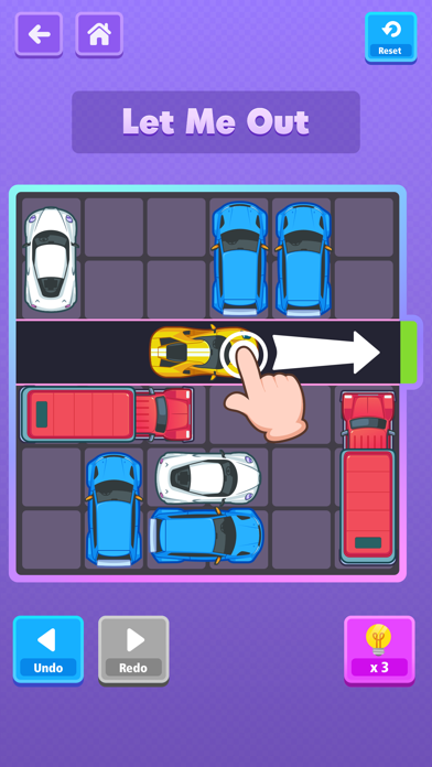 Screenshot for Let Me Out - Addictive Puzzle in Egypt App Store