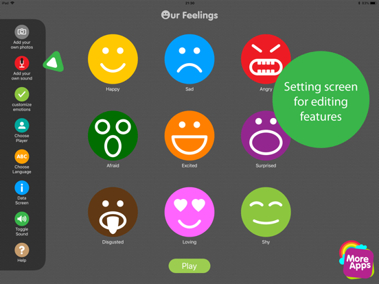 Adhd & autism feelings therapy screenshot 3