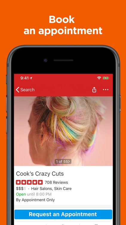 Yelp Food, Delivery & Services screenshot-8
