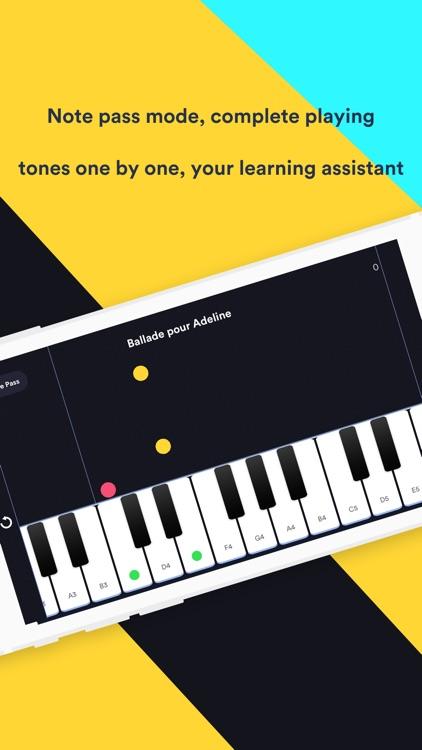 Piano keyboard pro & games app screenshot-7