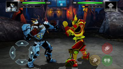 Screenshot from Real Steel Champions