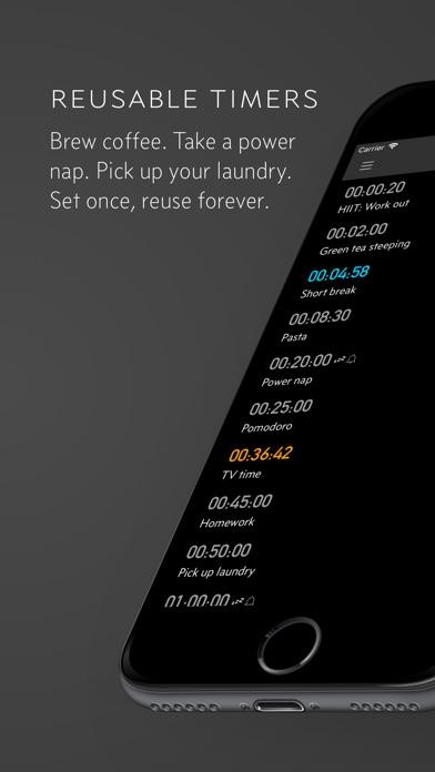 Due 〜 リマインダー、タイマー、アラーム screenshot1