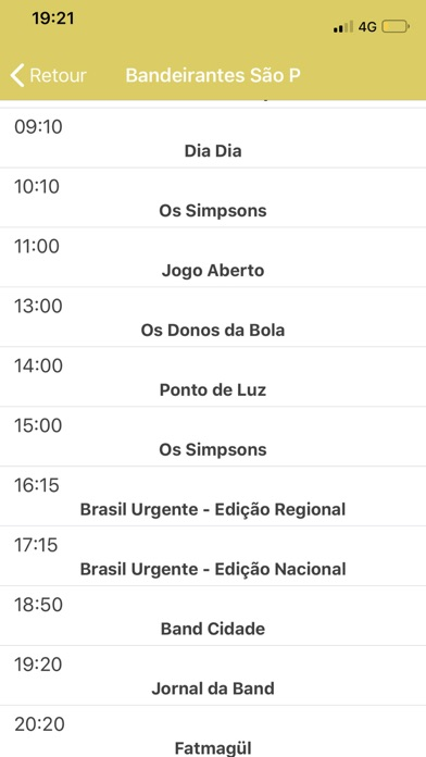 Programação da TV in Brasilのおすすめ画像2