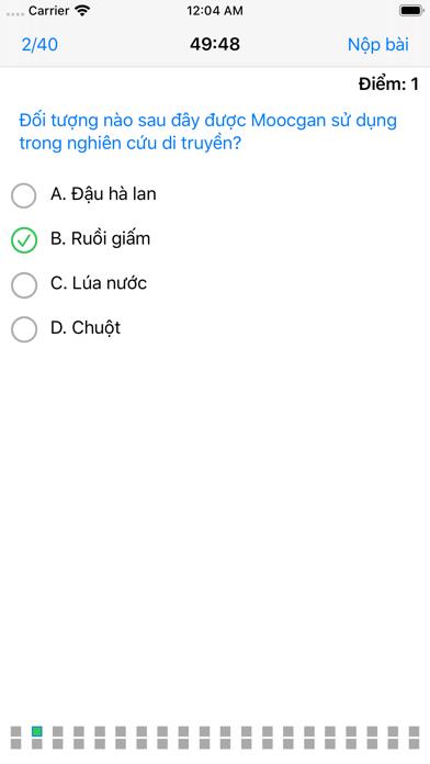 Ôn Thi THPT screenshot 3