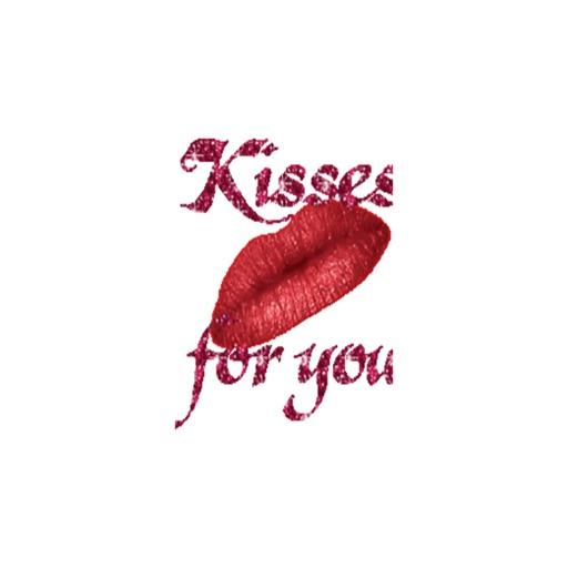 Kiss Emojis GIF