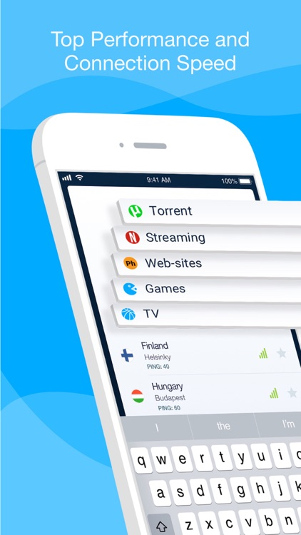 VPN Unlimited for iPhone, iPad screenshot-3