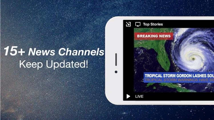 FREECABLE TV: News & TV Shows screenshot-5