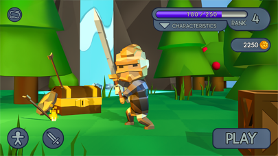 HeadHunters io: Battle Royale screenshot 1