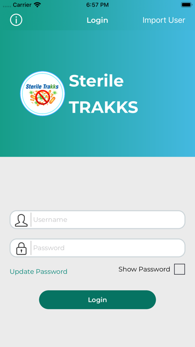 点击获取Sterile Trakks