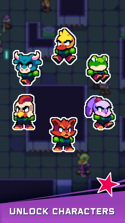 Trigger Heroes screenshot-4