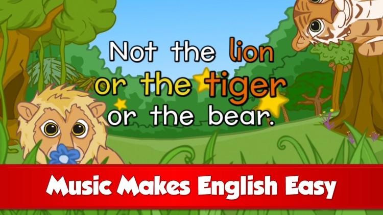 Fun English Songs (SE) screenshot-4