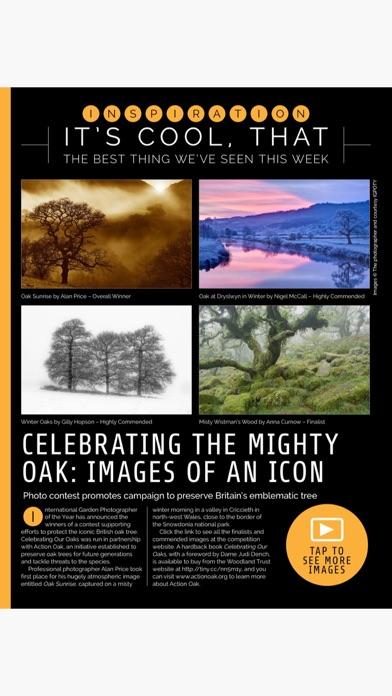 Photography Week review screenshots