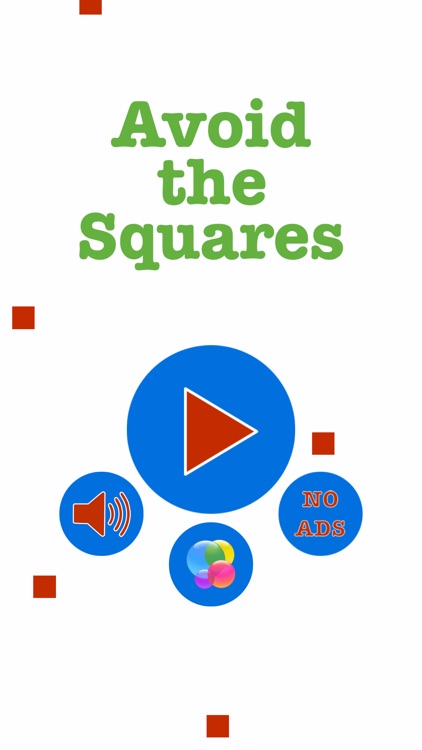 Avoid The Squares!