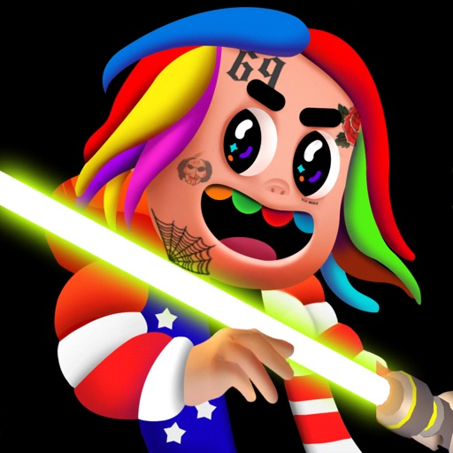 6ix9ine Runner free software for iPhone and iPad