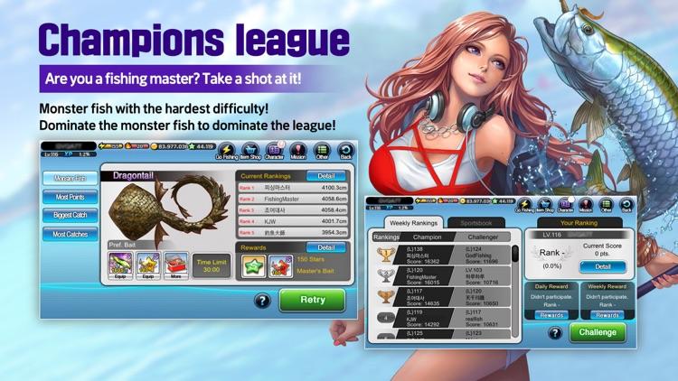 Fishing Superstars screenshot-3