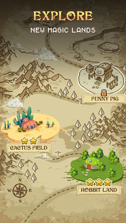 Color Island: Pixel Art Puzzle screenshot-6