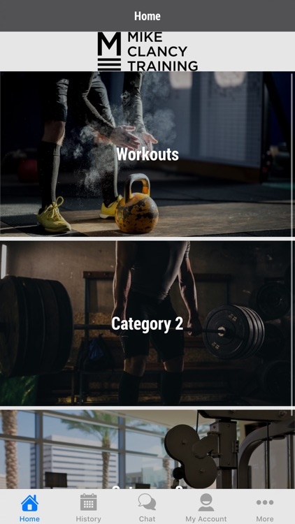MikeClancyTraining