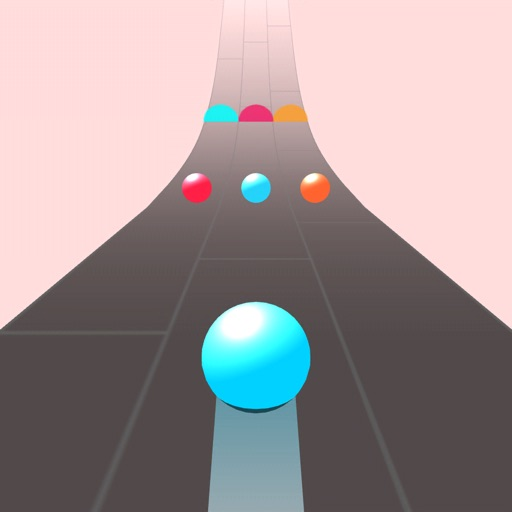 Color Balls Road - Twisty Rush