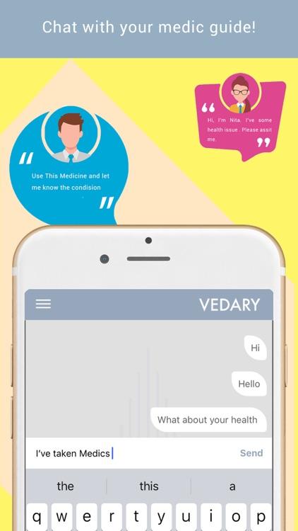 Vedary