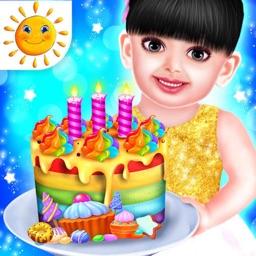 Aadhya Birthday Cake Maker